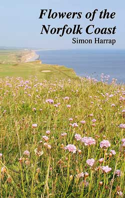 Flowers of the Norfolk Coast cover